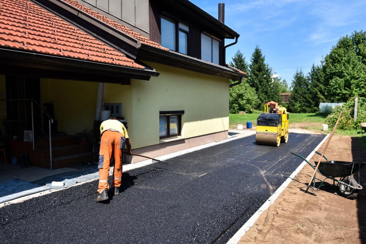 asfalt prijs
