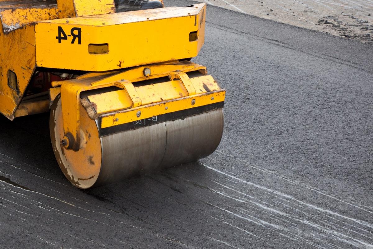 oprit in asfalt